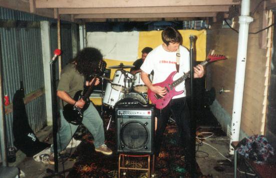 First Gig 1997